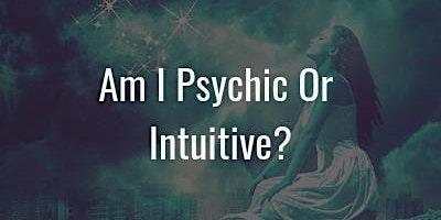 Beginner's Psychic development Circle