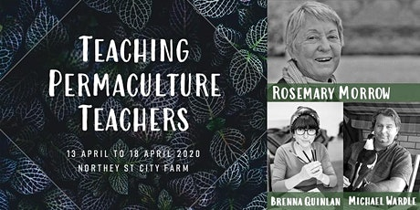 Teaching Permaculture Teachers tickets