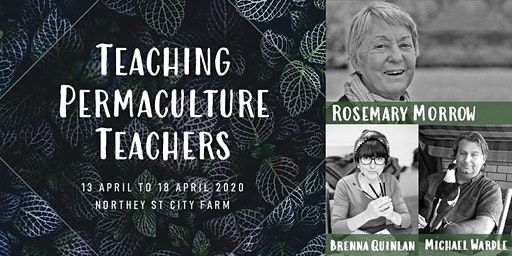 Teaching Permaculture Teachers