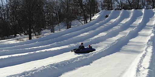 Snow Tubing At Whitetail