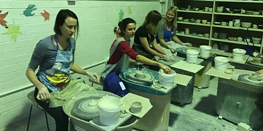 Wheel Pottery Course - Group 2