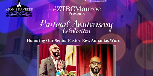 Pastoral Anniversary Celebration