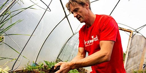 Winter Veggies Workshop (Queenstown) with Dr Compost