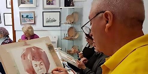 Art Exhibition Opening with Jose Gutierrez