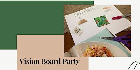 Vision Board Party @ JAR tickets