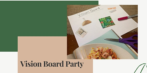 Vision Board Party @ JAR