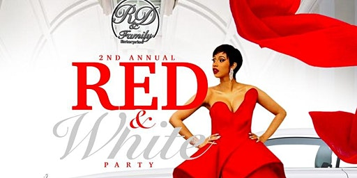 R&D Family present 2nd Annual Red & White Valentines Day Party