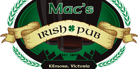 Friday Night KRMF @ Macs tickets