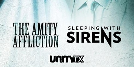 The Amity Affliction and Sleeping With Sirens tickets
