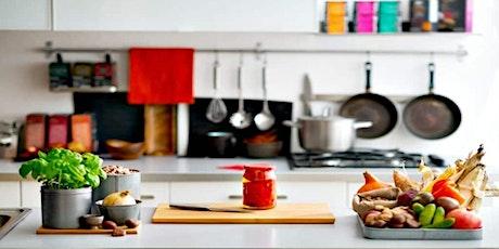 No Waste Kitchen - reduce food waste, reduce plastics and save money. tickets