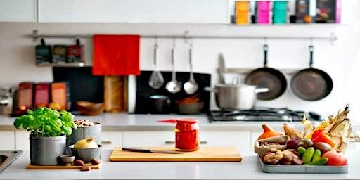 No Waste Kitchen - reduce food waste, reduce plastics and save money.