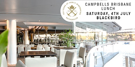 Campbells Brisbane Lunch tickets