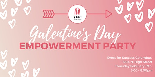 Galentine's Day Empowerment Party
