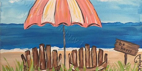 $18- Canvas & Coffee - North Webster Library- Feb.29 tickets