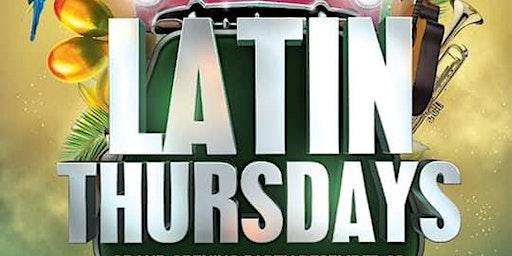 Thursday  Latinos at Franklin Manor