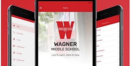 Wagner App Workshop 2020 tickets