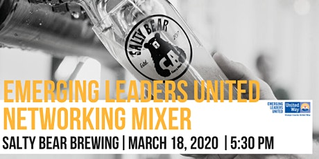 Emerging Leaders United Networking Mixer tickets