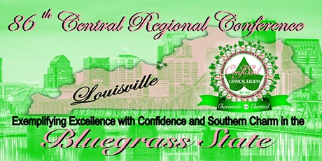 86th Central Regional Conference Vendor Reservations tickets