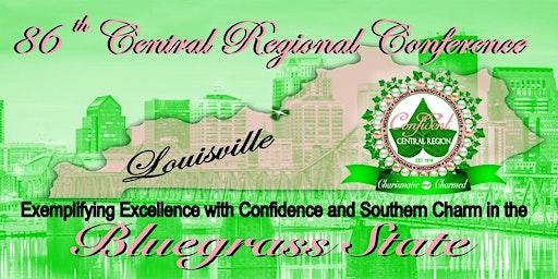 86th Central Regional Conference Vendor Reservations