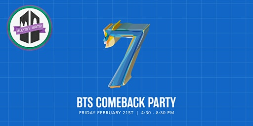 BTS Comeback Party: 7