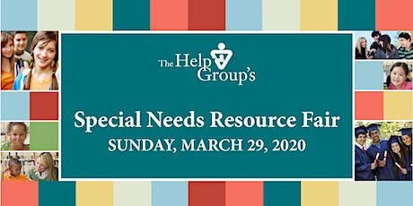 The Help Group's 10th Annual Special Needs Resource Fair tickets