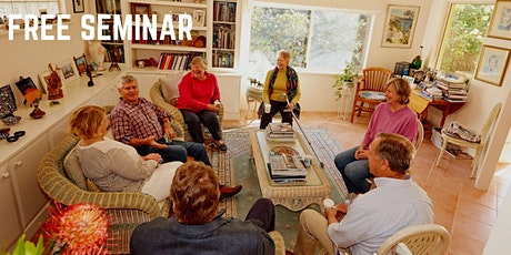 FREE Aged Care Seminar I am not moving !! How to get home care and who pays tickets