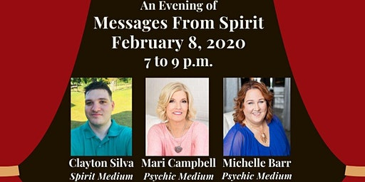 An Evening of Messages From Spirit