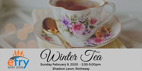 EFry Winter Tea tickets