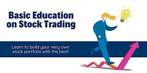 Basic Education on Stock Trading in Makati