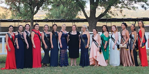 Tamworth Country Music Queen Quest Gala Dinner
