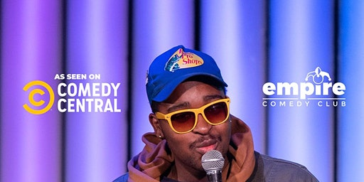 Kaleb Stewart (Comedy Central's Up Next Comics of 2019) @ Empire Comedy Club