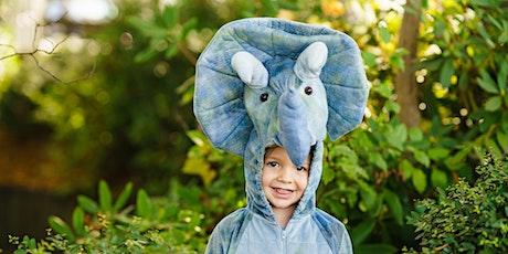 Library in the Park 2020: Dinosaur Roar tickets