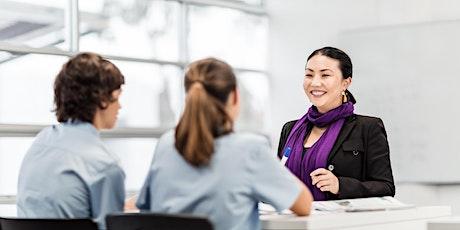 ANU - Meet a Recruiter on-campus tickets