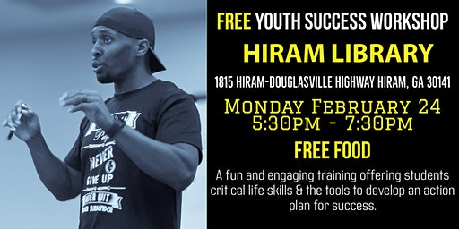 FREE Youth Success Workshop
