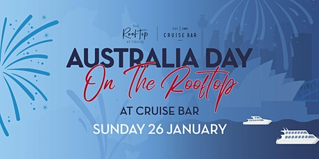 Australia Day On The Rooftop tickets