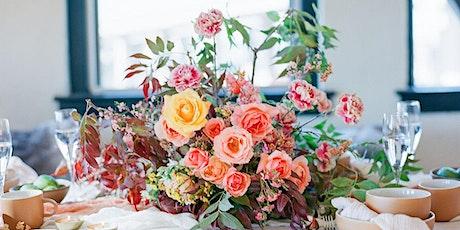 Spring Floral Design Workshop tickets