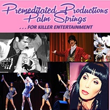 Premeditated Productions Palm Springs logo