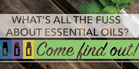 Essential Oil Foundations with the Aroma Dudes tickets