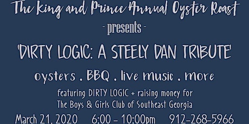 King & Prince Annual Oyster Roast - Dirty Logic- A Steely Dan  Band