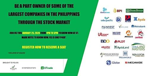 Start your journey in Stock Market Investing [CEBU]