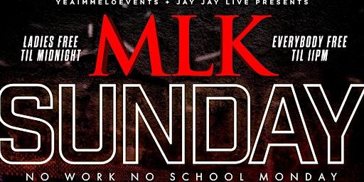 MLK SUNDAY @GILT PARTY BUS