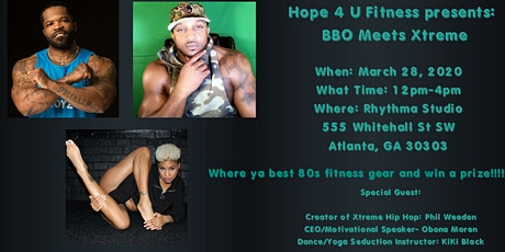 Hope 4 U Fitness presents:  BBO meets Xtreme tickets