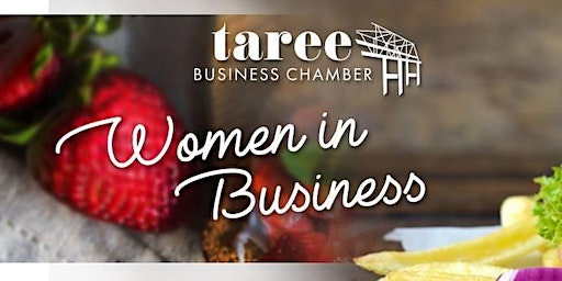 April - Women in Business Networking Luncheon