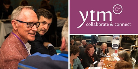 """Networking Event """"Collaborate and Connect""""- """"Two Heads Are Better than One. What is the True Value of Shared Thinking?""""  tickets"""
