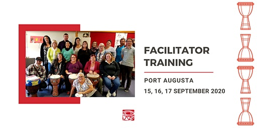DRUMBEAT 3 Day Facilitator Training | Port Augusta SA