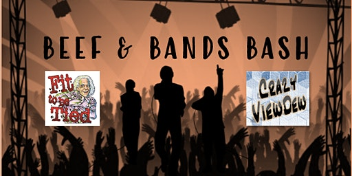 Beef & Bands Bash – Adult night out with dinner and live music