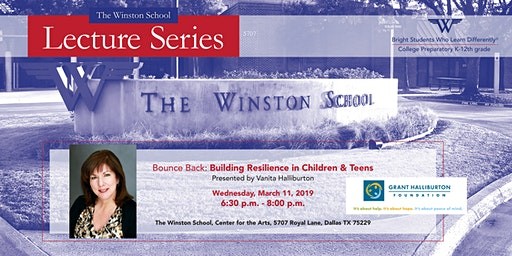 The Winston School- Lecture Series