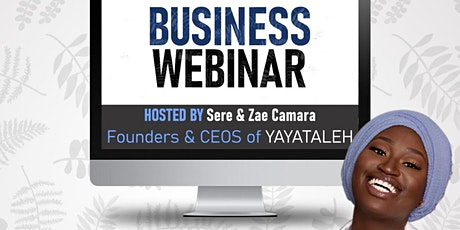 """CYLF"" Business Webinar - 23 February 1pm-3pm EST tickets"