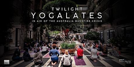 Twilight Yogalates - In aid of the Australia Bushfire Crisis tickets