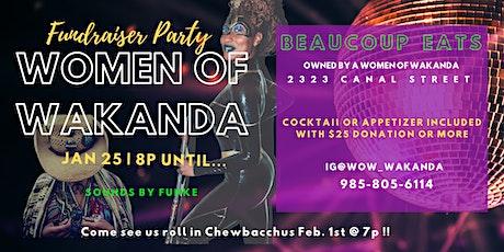 Women of Wakanda Pre-Carnival Party!  tickets